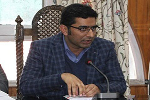 IAS Officer Shahid Iqbal Hospitalized After Minor Heart Attack In Jammu