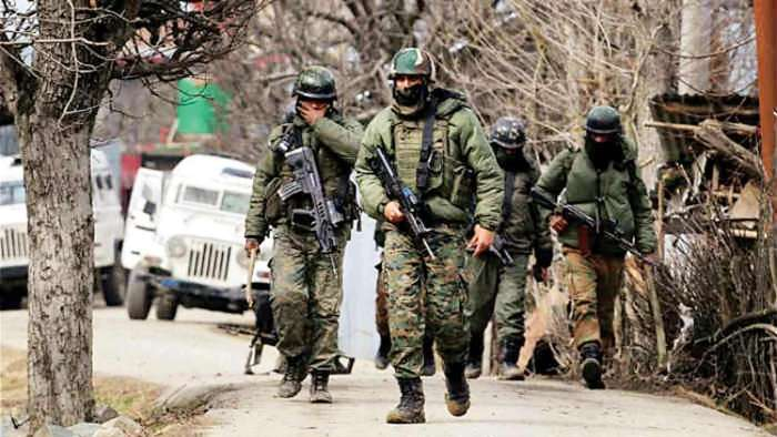 Three militants killed in Batamalo gunfight: IGP Kashmir
