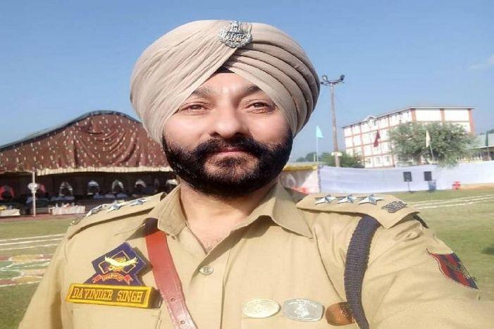 NIA to seek formal remand of suspended J-K DSP Davinder Singh, will bring him to Delhi