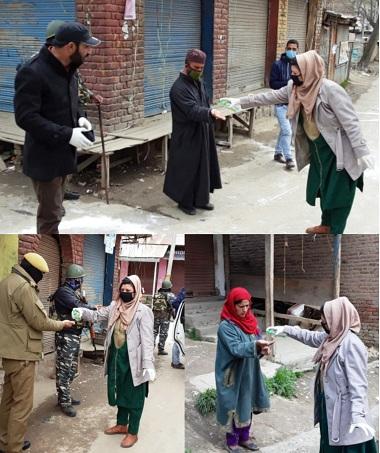 Sanitation cum fumigation held at Kulgam
