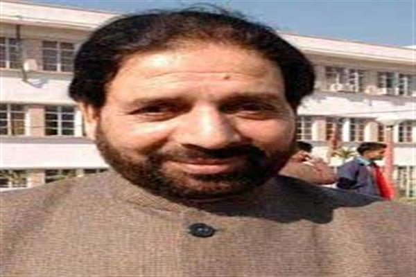 Bifurcation of Civil Secretariat against the will of people, has no rationale :Hakeem Yaseen