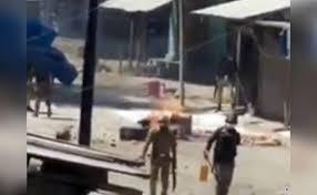 On Camera, Policemen Vandalise Shops In J&K Village, Top Cop Seeks Report