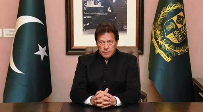 Border tensions: Imran Khan accuses India of 'threatening its neighbours'