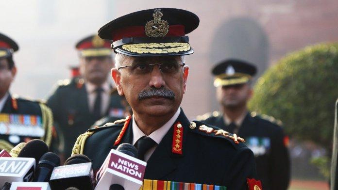Army chief cancels visit to Pathankot amid India-China tensions