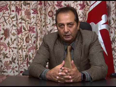 Advisor Baseer Khan to hear public grievances at Srinagar on Sep 29