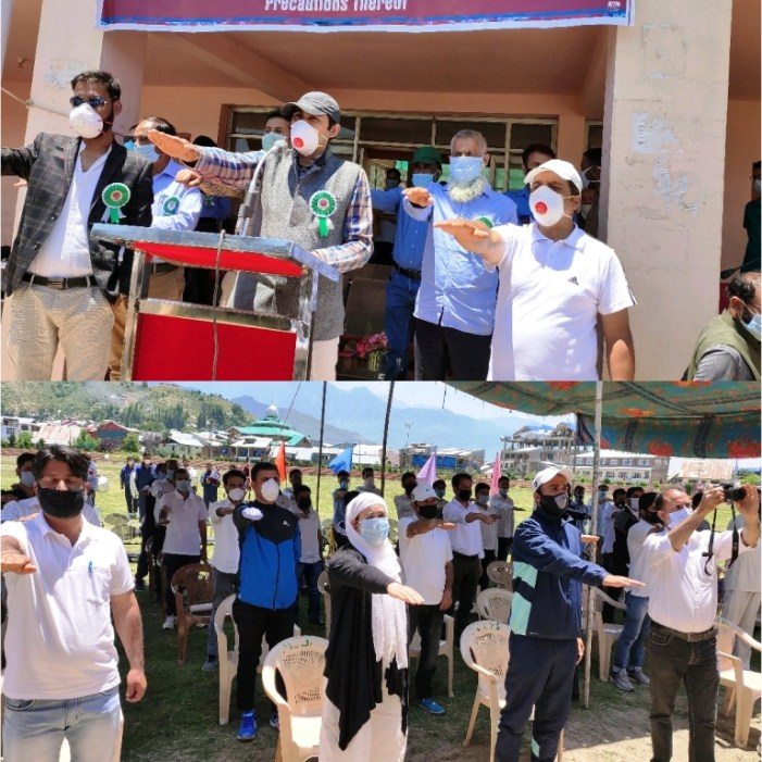 DC Ba'pora hails youth in dealing with pandemic crisis