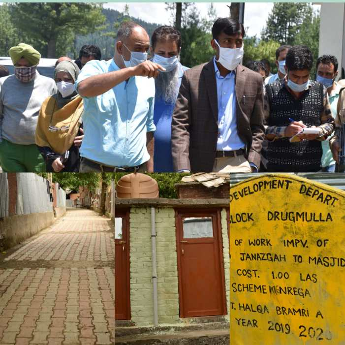 Developmental activities resume in Kupwara on a large scale