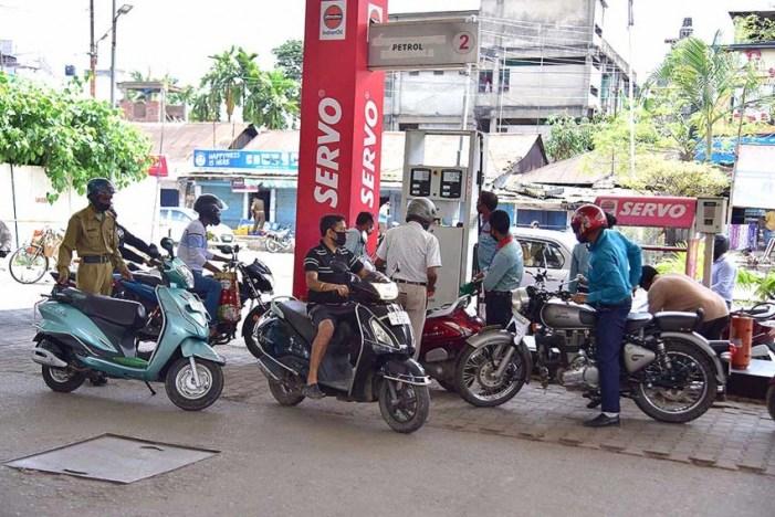 Petrol, diesel prices go up again