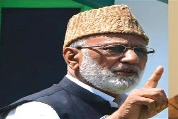 I don't own any twitter account: TeH Chief Sehrai