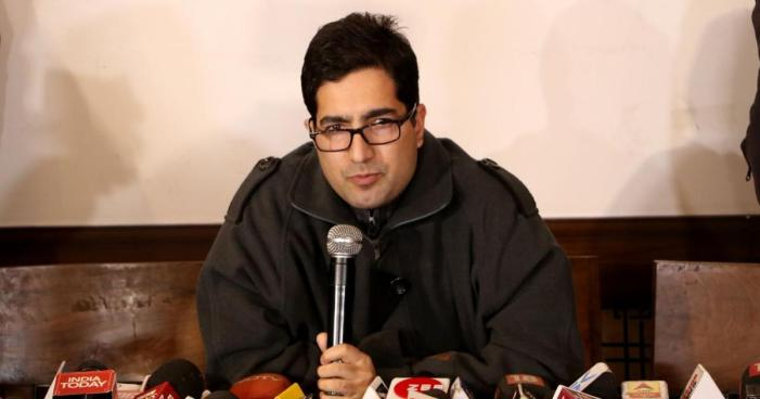 J&K: I was portrayed as an anti-national, want to start life from clean slate, says Shah Faesal
