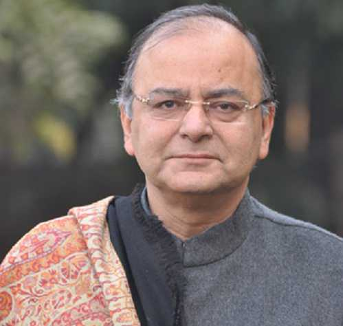 Arun Jaitley drafted bill to abrogate