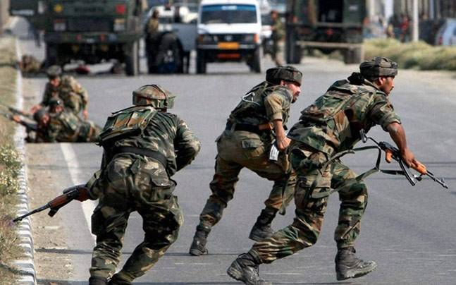 Gunfight breaks out in Anantnag after militants attack forces party