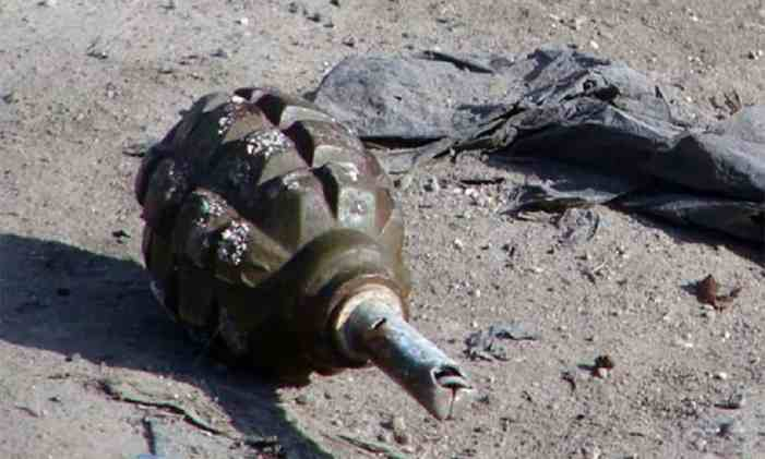 Grenade lobbed towards government forces in south Kashmir's Kulgam