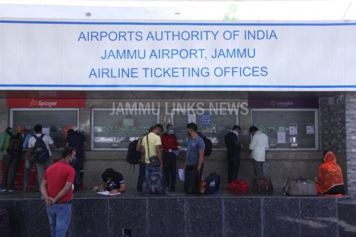 Day 125: Jammu, Srinagar Airports receive 31 domestic flights with 4,478 passengers aboard
