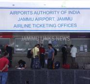 Day 125: Jammu, Srinagar Airports receive 31 domestic flights with 4,478 passengers aboard