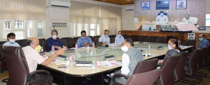 J&K to complete Jal Jeevan Mission- 'Har Ghar Nal se Jal' by 30th September, 2022