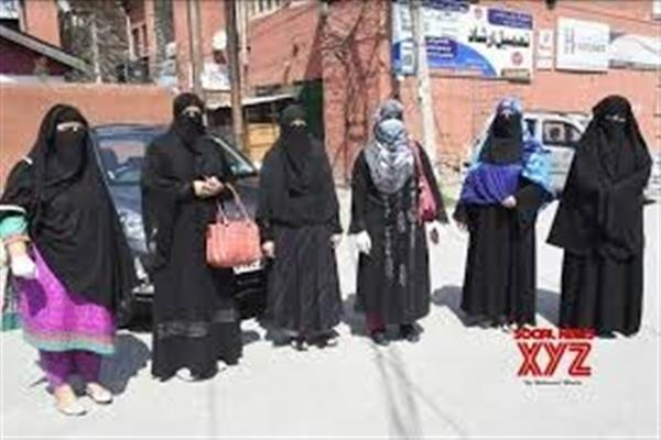 Pakistani wives protest in Srinagar, appeals for dignified rehabilitation
