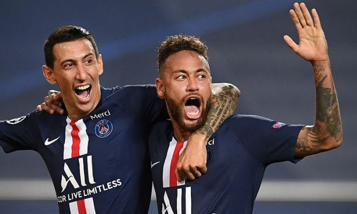 Neymar one of three PSG stars to test positive for Covid-19