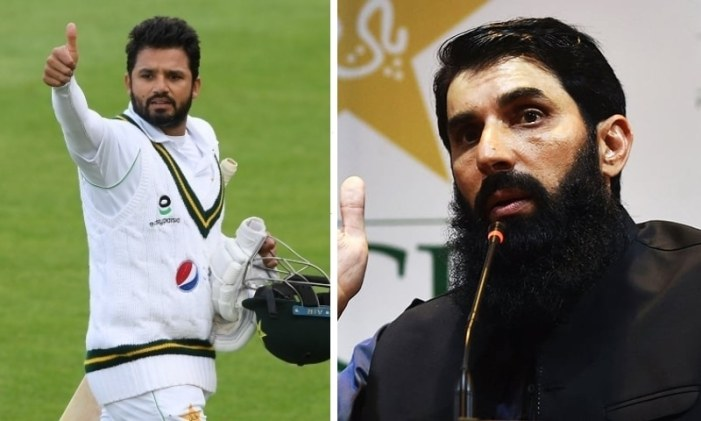 PCB to call Misbah, Azhar's explanation for holding meeting with PM