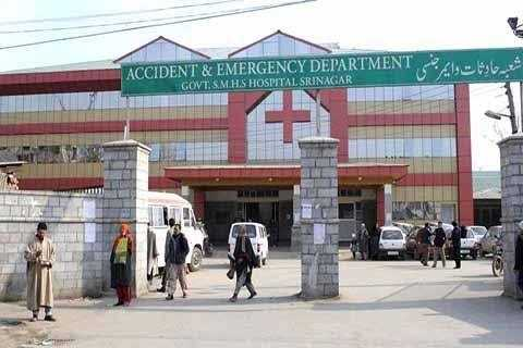 Covid-19 patients admitted in SMHS allege they left by authorities on the mercy of God