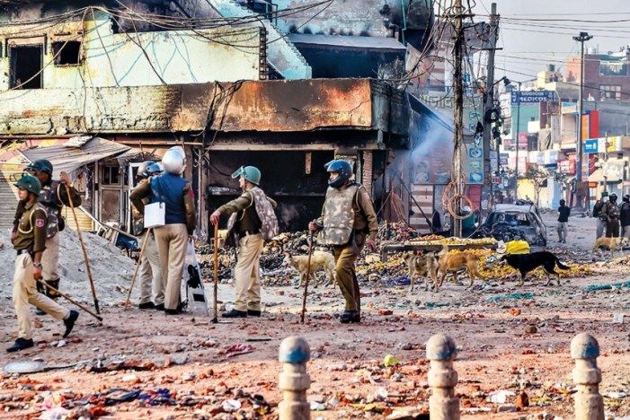 Delhi Riots: Court Denies Bail To Jamia Student Asif Iqbal Tanha In UAPA Case