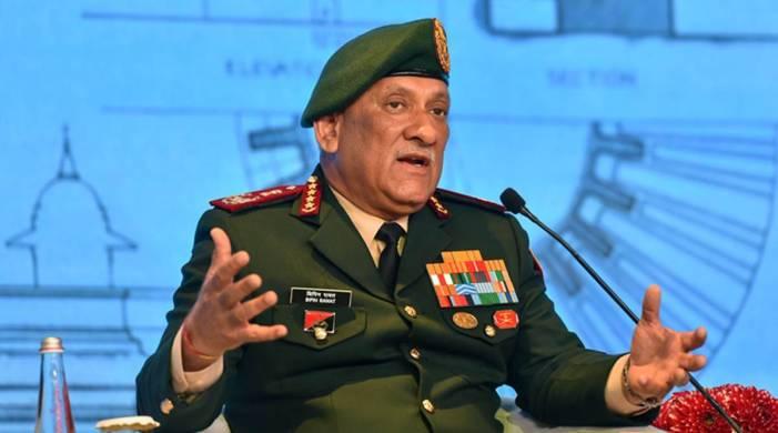 Taliban Speed In Afghan Capture Surprised Us, Says General Bipin Rawat