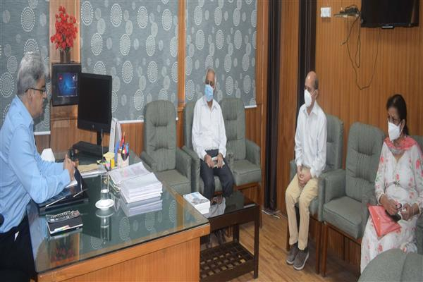 Atal Dulloo reviews preparedness to prevent unnecessary deaths in hospitals