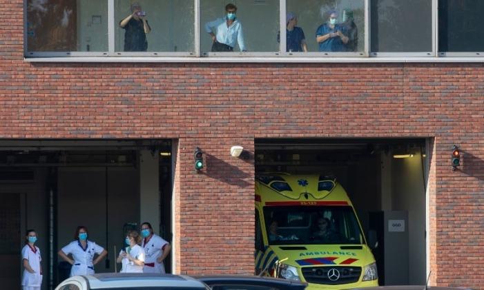 Europe sounds alarm over resurgent virus infections