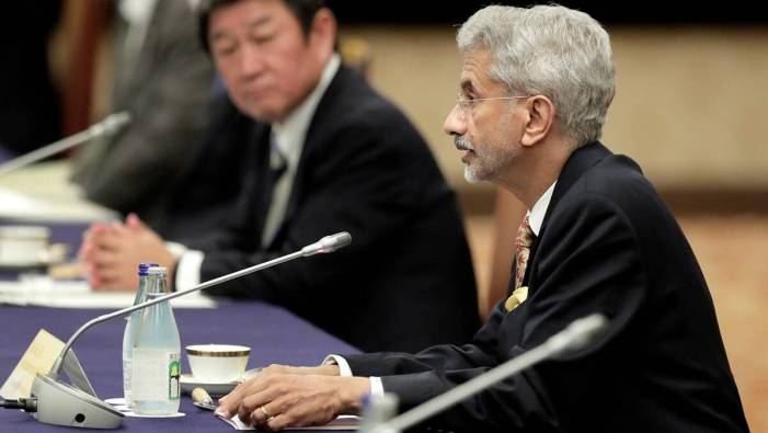 Discussions on, it is something confidential between us and Chinese: Jaishankar