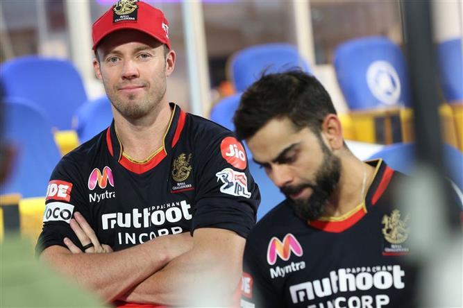 De Villiers played like a superhuman on a pitch where other batsmen struggled: Virat Kohli