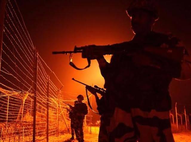 2 BSF Men Injured In Pak Firing On LoC In Poonch