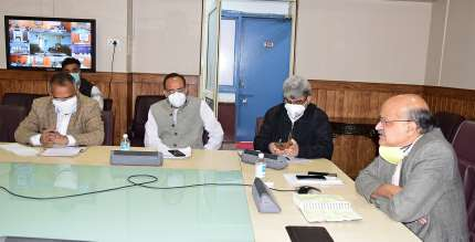 Chief Secretary reviews winter preparedness