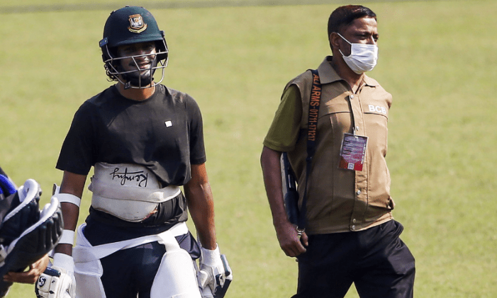 Bangladesh cricket star Shakib gets bodyguard after threats