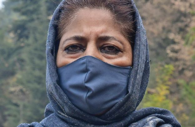 Eviction part of 5 August decision: Mehbooba Mufti after meeting dispossessed nomadic families in Pahalgam