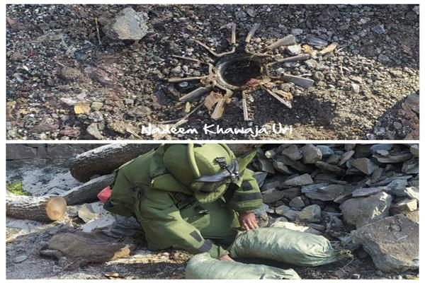 Two more live shells defused in Kamalkote Uri: Police