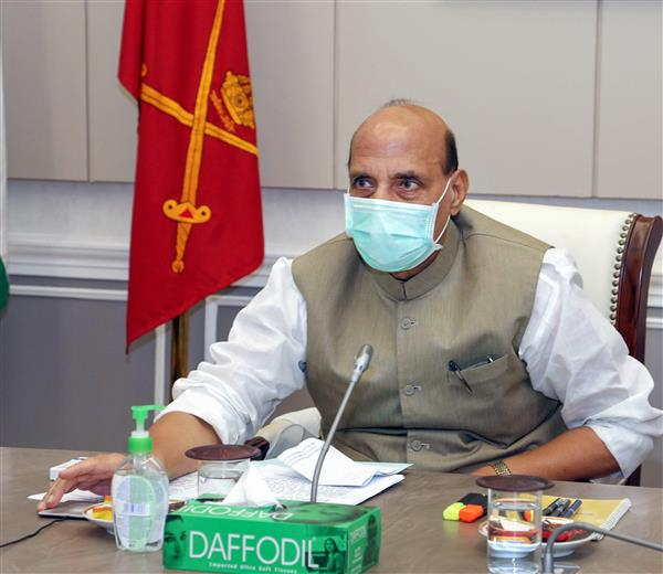 Govt committed to farmers' welfare; hope protesting farmers soon withdraw stir: Rajnath
