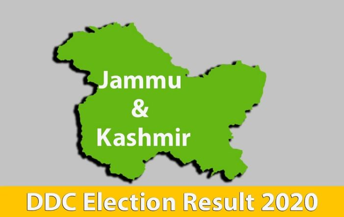 DDC Elections J&K- Leads / Win 272/280