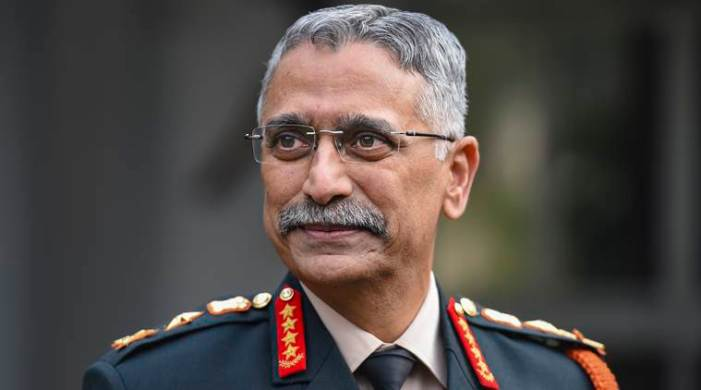 Army chief arrives in Leh, visits forward areas, reviews security situation