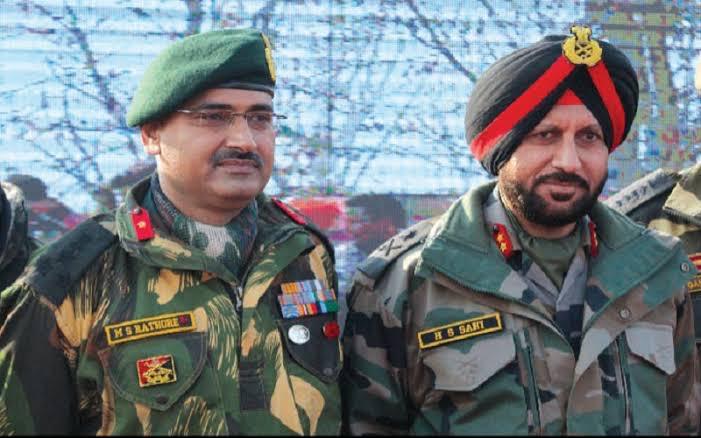 Militants killed in Srinagar gunfight were planning a big attack: GoC Kilo Force H S Sahi