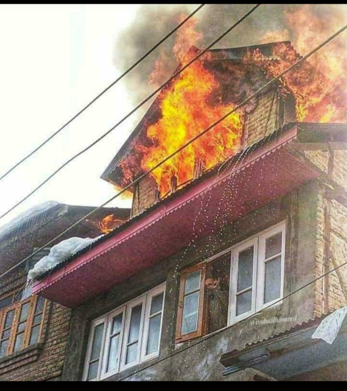 DC Srinagar sanctions Rs 30 lakh relief, housing assistance to families affected in recent fire incidents