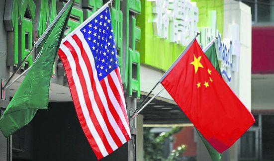 China to sanction US officials for 'nasty' behaviour over Taiwan