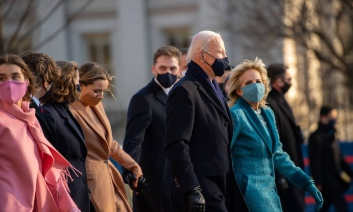 As promised, Biden lifts Muslim ban on his first day in office
