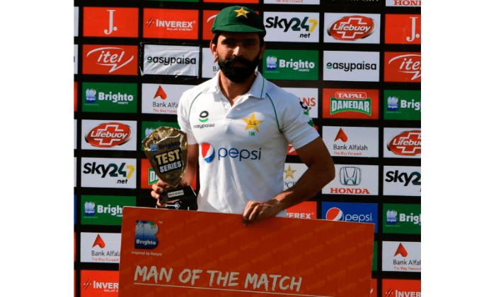 Babar lauds Fawad, spinners for tremendous victory
