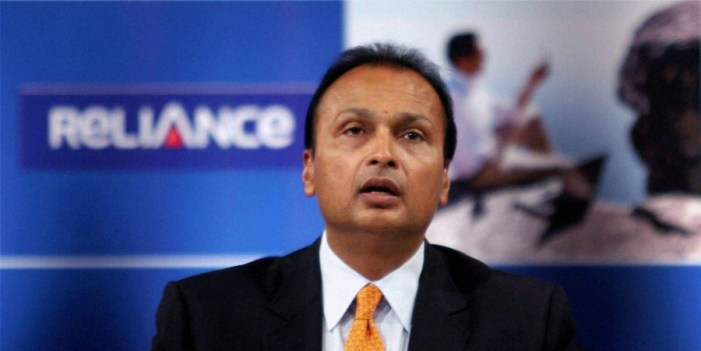 Reliance's Anil Ambani arrives in Kashmir, heads to Gulmarg
