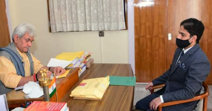 SMC Mayor calls on Lt Governor