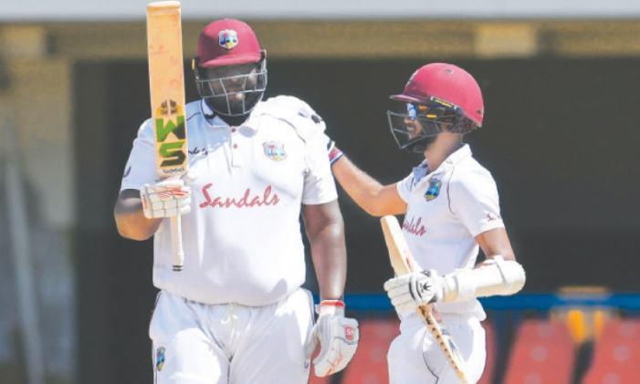 Ton-up Brathwaite, Cornwall frustrate Sri Lanka in final Test