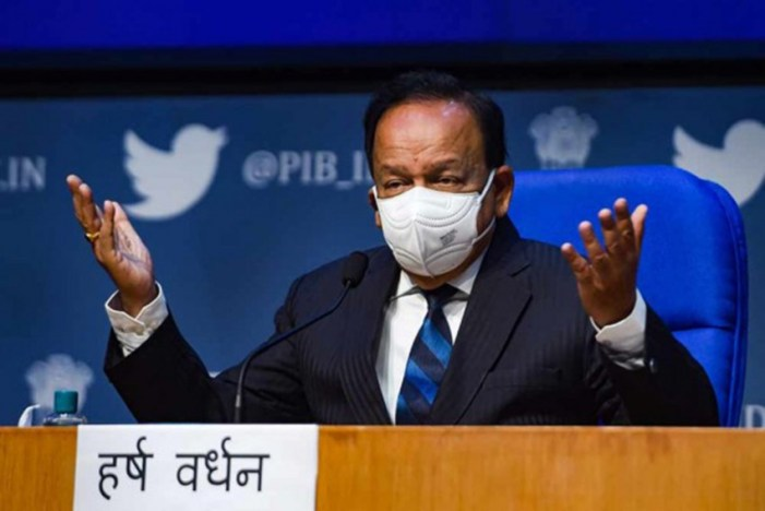 Covid-19 Vaccines Will Be Administered 24X7: Union Health Minister Harsh Vardhan