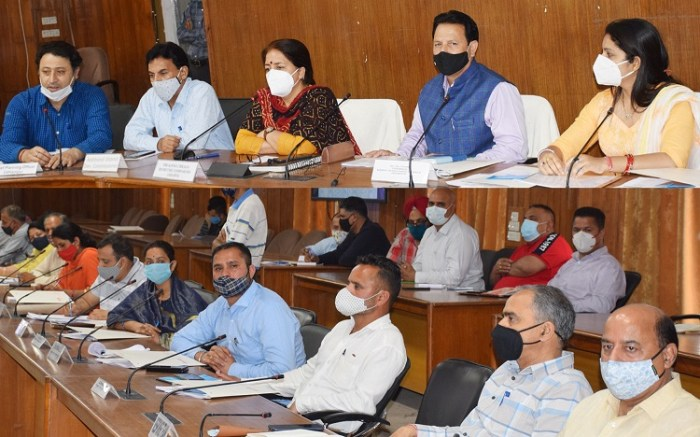 Bottom-up planning process starts in Udhampur