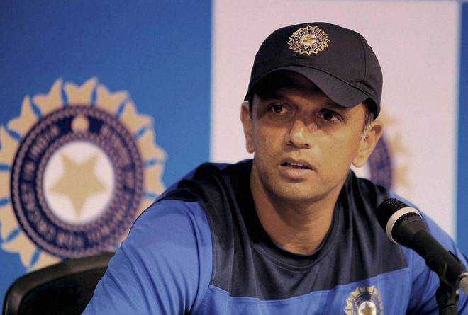 Rahul Dravid invited to speak at MIT sports analytics conference