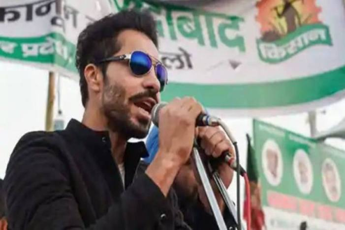 Famers' Republic Day Tractor Rally: Actor Deep Sidhu Granted Bail In Connection With Red Fort Violence Case
